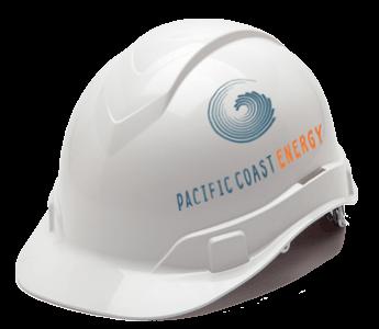 Pacific Coast Energy contractor services