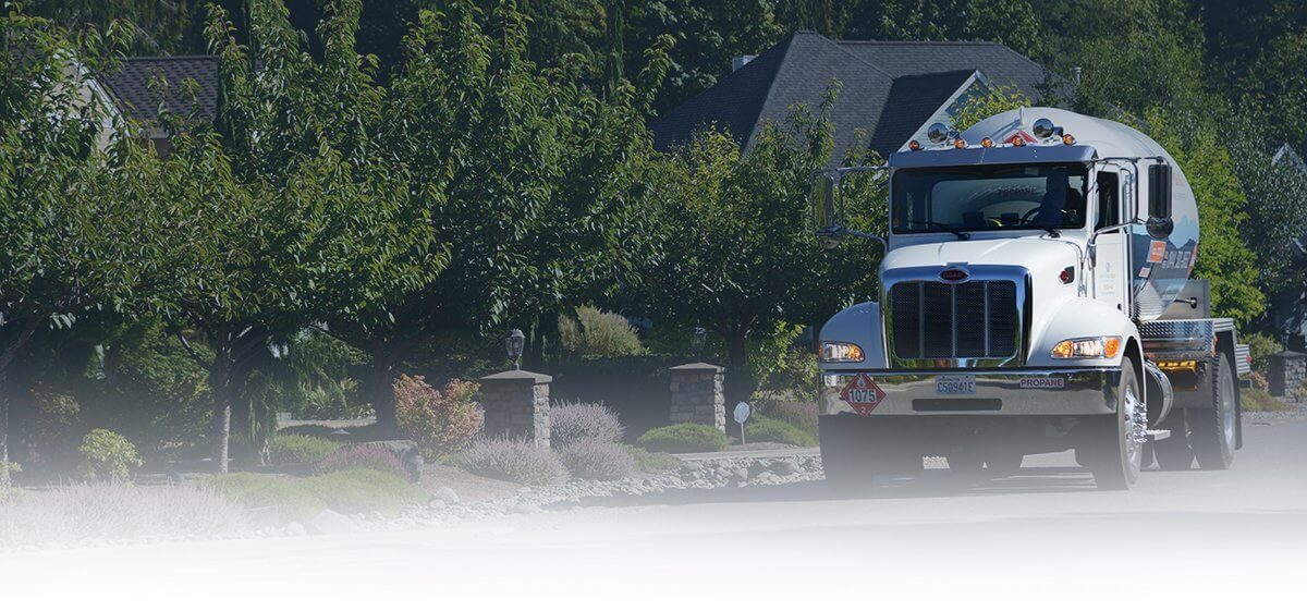 Residental Propane Delivery - Pacific Coast Energy